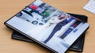 Свадебный альбом. Свадебный фотоальбом от BestFotka.