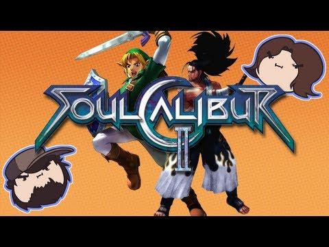 SoulCalibur II - Game Grumps VS