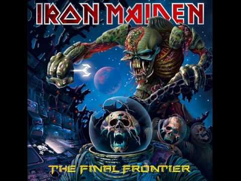 Iron Maiden - El Dorado (The Final Frontier) + Lyrics