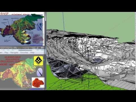 GEOLOGY Basic Info 3D Modeling (Profession) 2 Geomodel BOKSIT MILIĆI