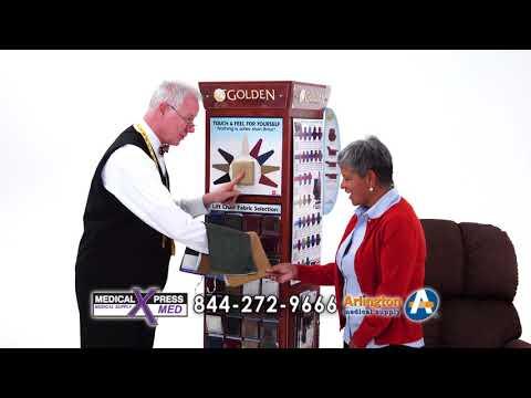 Power Reclining Lift Chair - Medical Xpress Austin