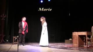 Spectacle Classe Théâtre du collège Maurice Clavel d'Avallon