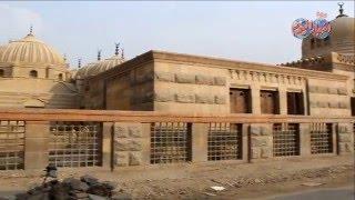 شاهد فيديو لمقابر عبد الحليم وفريد الاطرش واسمهان والكحلاوى