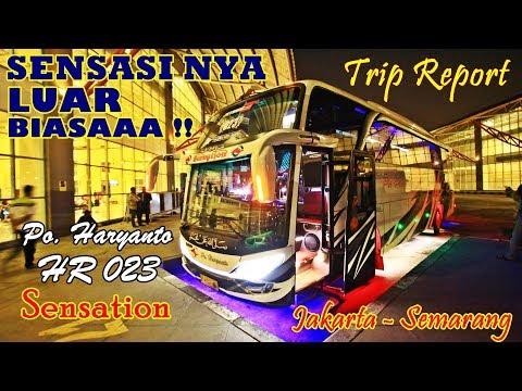 "SENSASI LUAR BIASAA !!! Po Haryanto HR 023 ""SENSATION"" | Jakarta-Semarang"
