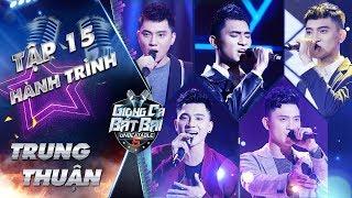 Giọng Ca Bất Bại | Hành trình tìm thấy mục tiêu cho sự nghiệp âm nhạc của ngôi sao Trung Thuận