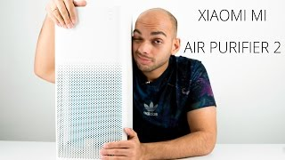 Xiaomi Mi Air Purifier 2 Unboxing and First Impressions