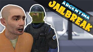 ESCAPANDO DE LA PRISIÓN CORRUPTA | CS:GO Jailbreak Argentina