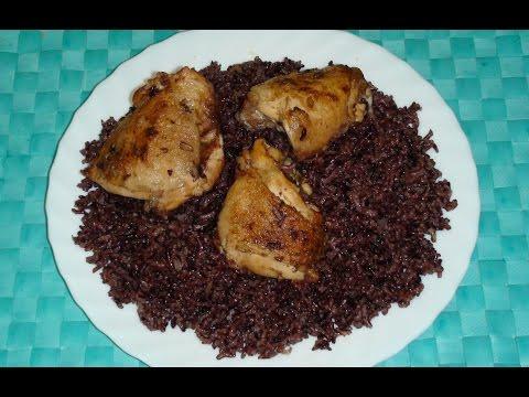 Как варить черный рис рассыпчатым