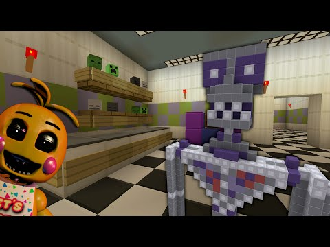 Minecraft Xbox - Five Nights At Freddy's 3