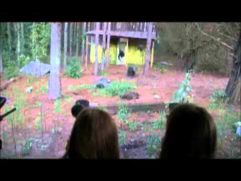 Pope S Haunted Farm Zombie Paintball Safari Youtube