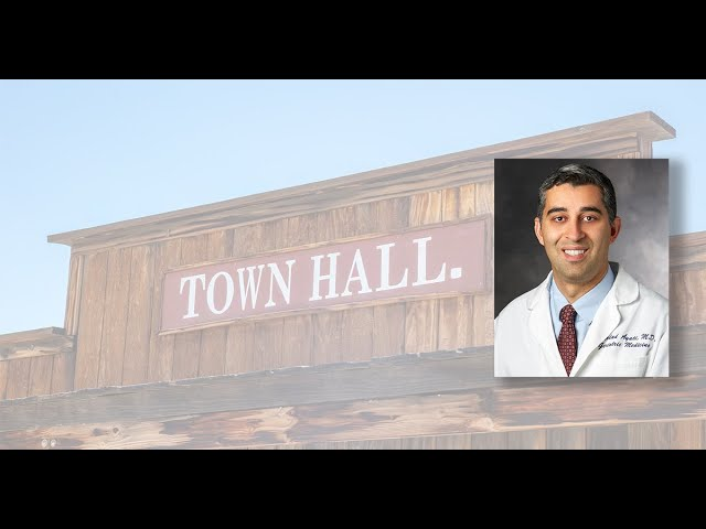 Dr. Mehrdad Ayati: The Challenges of Aging and Caregiving in the Time of COVID-19