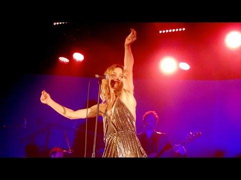Vanessa Paradis - Divine Idylle (Live) @ Lyon (24.10.2013) HD