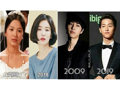 Mr.& Mrs.Song for 10 years challenge and so cutes