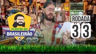 Plantão do Brasileirão: Rodada 33 #Futebol2019 #GolsDaRodada