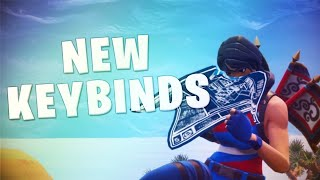TRY TO GET A WIN WITH NEW KEYBINDS😱🤔😢 FORTNITE CHALLENGE Ep.1 (Fortnite Battle Royale)