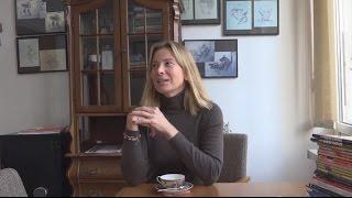 Юлия Высоцкая - Интервью