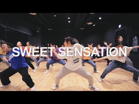 Flo Rida - Sweet Sensation / 실용무용 중급반 Honey Choreography