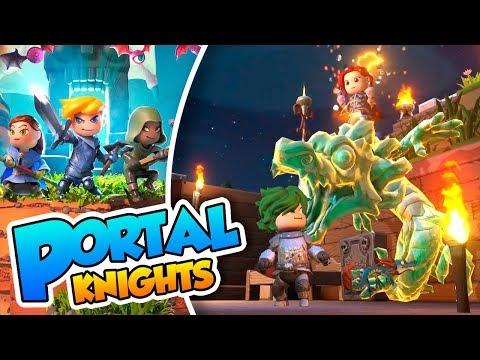 ¡El combate definitivo! - #23 - Portal Knights (PC) con Naishys