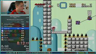 Kaizo Mario World 2 Speedrun 48:08
