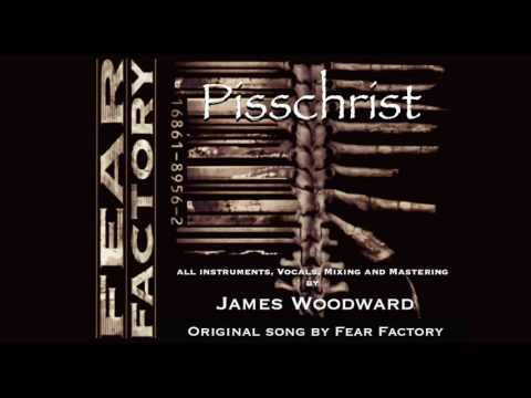 Pisschrist Cover by James Woodward