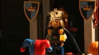 Der Hofnarr - Schandmaul (Lego-Musikvideo)