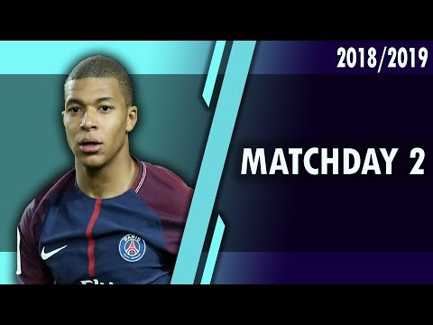 MATCHDAY 2 - Need transfer options! CHAMPIONS LEAGUE FANTASY FOOTBALL 2018/2019!