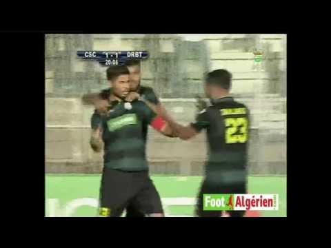 Ligue 1 Algérie (5e journée) : CS Constantine 1 - DRB Tajdenant 1 (but de Sammer)