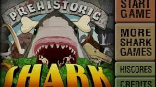 Tiburón prehistorico gameplay juego en la descripción CLASIFICACIÓN SANGRIENTO