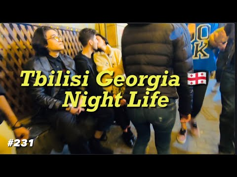 Georgia Tbilisi Night Life | Tbilsi Pub Bar Crawls | Tbilsi