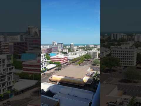 Darwin city day time