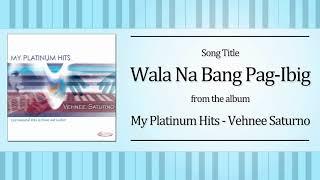 Wala Na Bang Pag-Ibig Karaoke Instrumental Vehnee Saturno.mp3