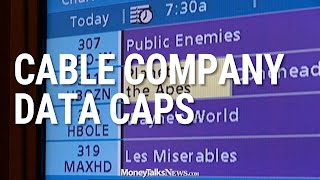 Cable Company Data Caps: Fighting Back