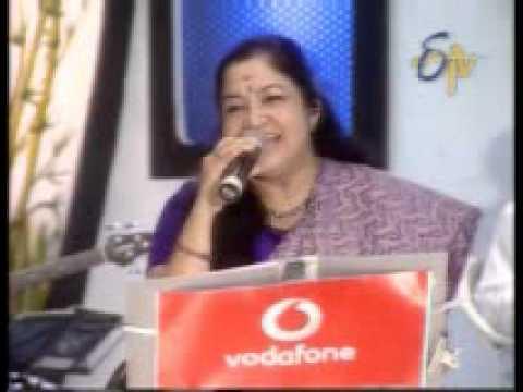 chitra's first hindi song    sathiya tune kya kiya