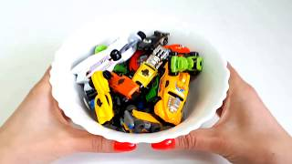 Toy Review. Cars Collection for Kids. Car toy videos for kids. Purple