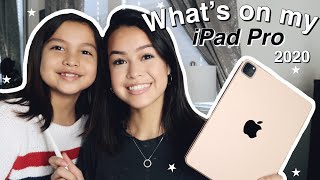 WHAT'S ON MY IPAD PRO 2020 + some of my favorite accessories!