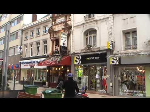 Amiens & Rouen,