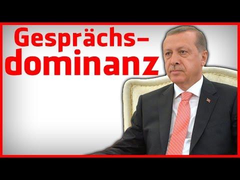 Rhetorik-Analyse: Erdogan demontiert einen Reporter im Interview