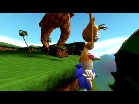 (SFM) Sonic Adventures