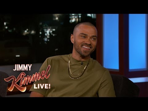 Jesse Williams on Grey's Anatomy & Apple