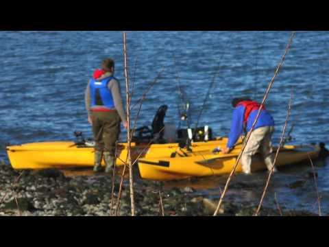 Watch: Kayak Fishing On Staten Island