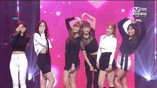 【HD繁體中字】 161020 A Pink - Only one @ M! Countdown
