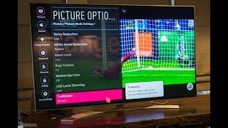 Dùng Smart Tivi Sony KD-43X7500F xem worldcup 2018 và bóng đá Anh đơn giản