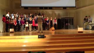 Gordon College Gospel Choir: Come, Let Us Magnify the Lord/Have Your Way/High and Lifted Up