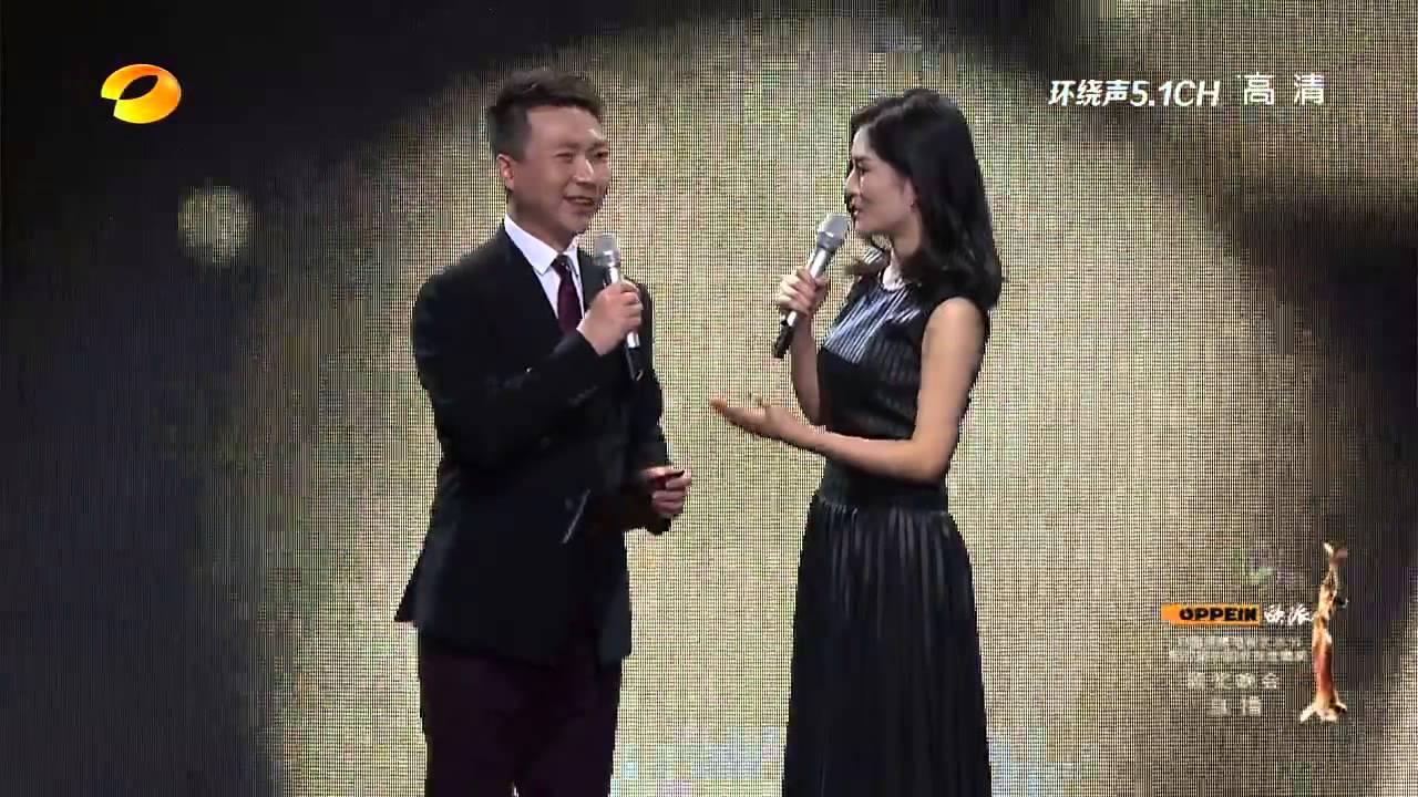 金鹰主持人颁奖典礼_141012 《 第十届金鹰电视颁奖典礼》 康辉谢娜联手主持 - YouTube