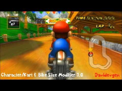 Mario Kart Wii Codes ~ Bullet Bill Turn Tightness (And More)