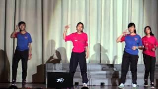 青年會書院13-14年度音樂比賽_合唱組馮紫雲組馮紫雲組