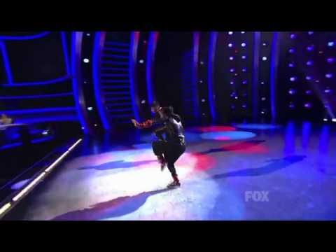 D-trix samurai amazing dance