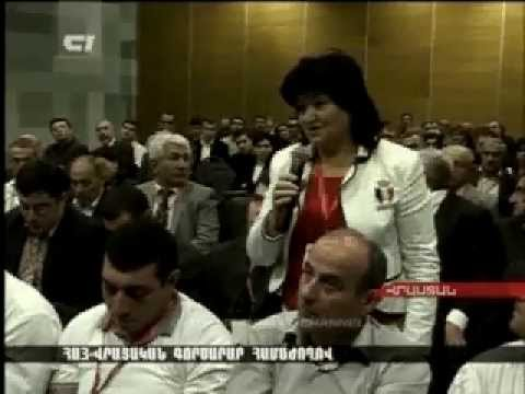 Georgian-Armenian Business Forum in Georgia
