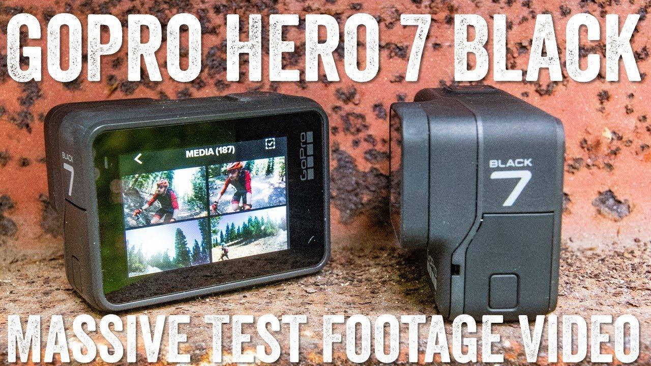 GoPro Hero 7 Black In-Depth Review | DC Rainmaker