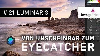 Luminar 3 | Luminar 2018 # 21: Von Unscheinbar zum Eyecatcher 3 | + SW–Nachbearbeitungsebene
